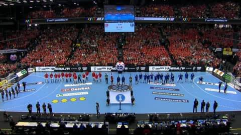 Skupina II : Danska - Švedska