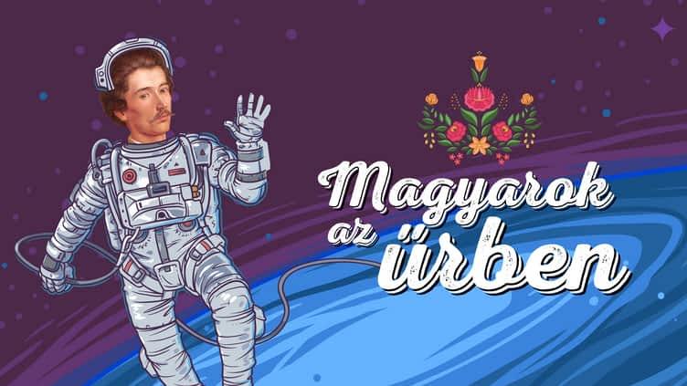 Magyarok az űrben