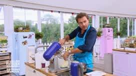 Le meilleur pâtissier - Chefs & célébrités : Quand tu oublies (encore) de mettre de la farine