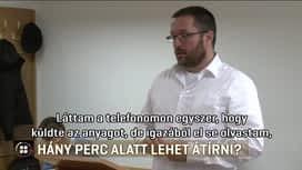Híradó : RTLII Híradó 2019-01-28