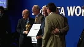 The Immortals : Franz Beckenbauer, Ronaldinho and Romario, Sir Bobby Charlton