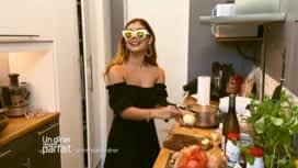 Un dîner presque parfait : Sarah coupe ses oignons avec style