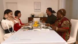 Un dîner presque parfait : L'Italienne et l'Hondurienne seraient-elles de mèche ?