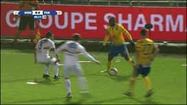 Croky Cup : 29/01: Union Saint-Gilloise 1 - 2 FC Malines