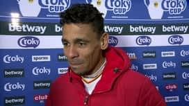 Croky Cup : 29/01: Igor de Camargo (FC Malines)