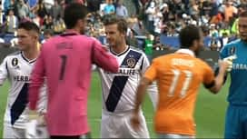 The Immortals : David Beckham, Andrea Pirlo, Arjen Robben, Philipp Lahm