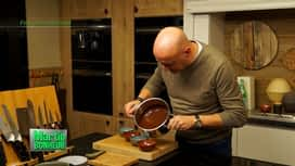 Martin Bonheur : Flan coco chocolat
