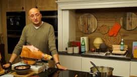 Martin Bonheur : Blanquette de jambonneau au jambon Ganda