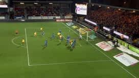 Croky Cup : 30/01: Ostende 1 - 0 La Gantoise