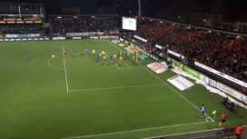 Croky Cup : 30/01: Ostende 2 - 2 La Gantoise