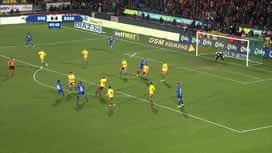 Croky Cup : 30/01: Ostende - La Gantoise : Prolongations et tirs au but