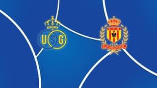 Croky Cup : 29/01 : Union Saint-Gilloise - FC Malines