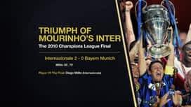 The Immortals : Jose Mourinho, Stevan Gerrard, Luis Suarez, Kaká
