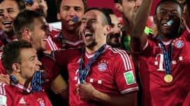 The Immortals : Franck Ribery, Didier Drogba, David Villa, Petr Cech