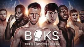 Boks: Cheeseman vs. Garcia en replay