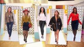 Les reines du shopping : Sophistiquée avec une pièce en jean