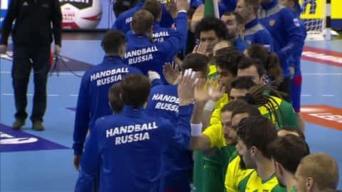 Grupa A - SP2019 : Rusija - Brazil