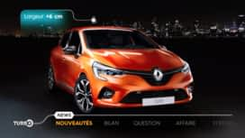 Turbo : News : la nouvelle Renault Clio, l'affaire Carlos Ghosn, le festival de l'automobile...
