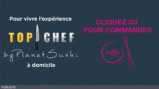 Connexe PLanet sushi -