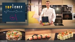 Top chef by Planet Sushi
