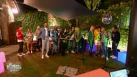 Les princes et les princesses de l'amour : La soirée Karaokim met le feu à la villa !