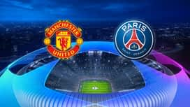 Champions League : 12/02: Manchester United - PSG