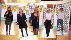 Les reines du shopping : Féminine avec de la broderie