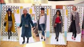 Les reines du shopping : Branchée avec un manteau long
