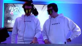 Party Fun : Honey & Badger en interview dans Party Fun