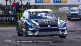 Turbo : Rallycross WRX, VW Motorsport au top !