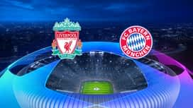Champions League : 19/02: Liverpool - Bayern Munich
