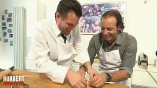 Philippe Candeloro : abus de gras / Thomas :  trafic de quiche