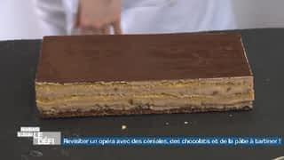 Réaliser un dessert à base de friandises industrielles