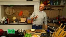 Martin Bonheur : Le panini du Chef