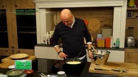 Martin Bonheur : Omelette soufflée au jambon Ganda