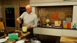 Martin Bonheur : Crème de pommes de terre et boulettes