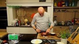 Martin Bonheur : Salade d'asperges au pamplemousse