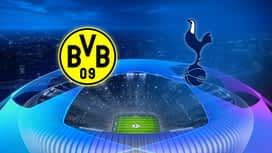 Champions League : 05/03: Dortmund - Tottenham