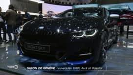 Turbo : Salon de Genève : nouveautés BMW, Audi et Polestar