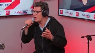 """Marc Lavoine interprète """"Seul définitivement"""" dans #LeDriveRTL2 (08/03/19)"""
