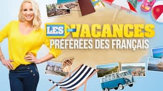 Vacances préférées des français