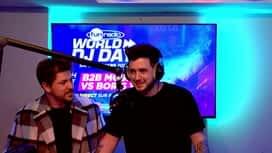 Party Fun : B2B Mosimann VS Boris Way pour le World DJ Day