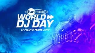 Party Fun : Word DJ Day sur Fun Radio