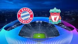 Champions League : 13/03: Bayern Munich - Liverpool