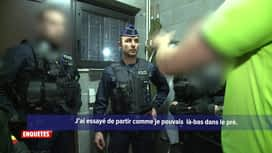 Enquêtes : Ep 11 : la canine de Charleroi & contrôle routier