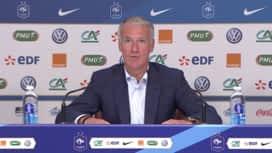 Equipe de France : Liste des 23 de Didier Deschamps avant Moldavie-France et France-Islande