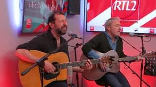 """Les innocents interprètent """"L'autre Finistère"""" dans Le Double Expresso RTL2"""