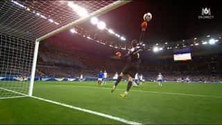 Tête de Giroud (16') (1-0)