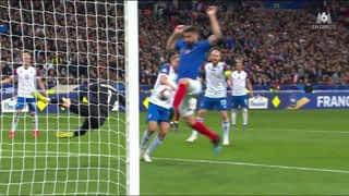 La but de Giroud (67') (2-0)