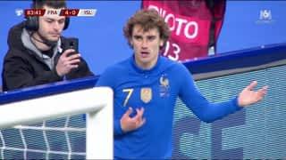 Le but d'Antoine Griezmann (83') (4-0)